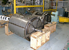 Fabrication of a Ball Mill